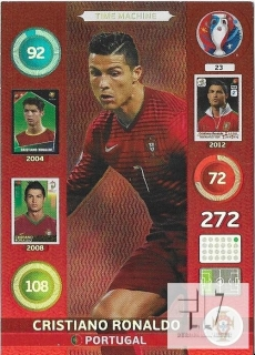 EU.16 Time Machine - Ronaldo