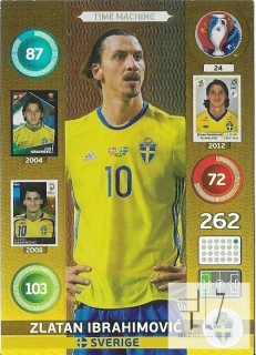 EU.16 Time Machine - Ibrahimovic
