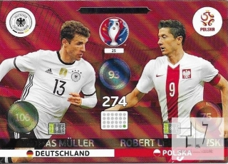 EU.16 Friends And Foes - Muller / Lewandowski