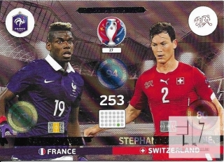EU.16 Friends And Foes - Pogba / Lichsteiner      Lewandowski