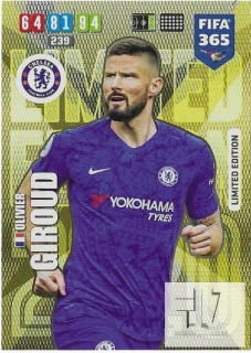 F.20 Limited Edition - Giroud