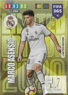 F.20 Limited Edition - Asensio