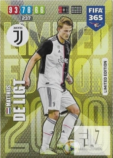 F.20 Limited Edition - de Ligt