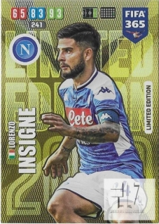 F.20 Limited Edition - Insigne