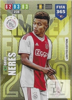 F.20 Limited Edition - Neres