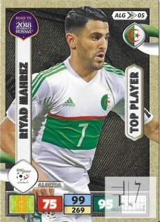 RW.C.18 Top Player - Mahrez