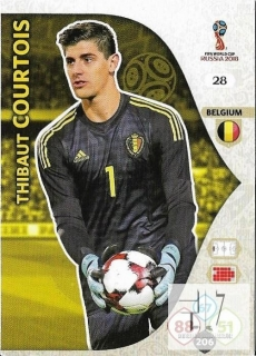 W.C.18 Team Mate - Courtois