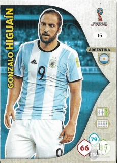 W.C.18 Team Mate - Higuain