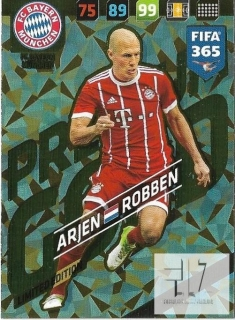 F.18  Limited Edition - Robben