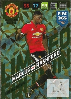 F.18  Limited Edition - Rashford