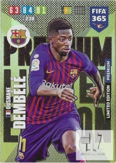 F.20 Limited Edition - Dembele