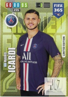 F.20 Limited Edition - Icardi