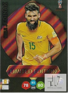 W.C.18  Limited Edition - Jedinak