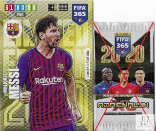 F.20 XXL Limited Edition - Messi