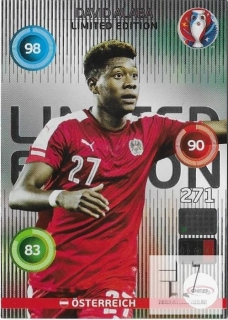 EUR.16 Limited Edition - Alaba
