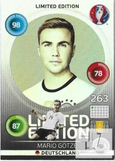 EUR.16 Limited Edition - Gotze