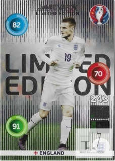 EUR.16 Limited Edition - Vardy