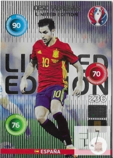 EUR.16 Limited Edition - Fabregas