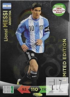 RW.C.14 Limited Edition - Messi