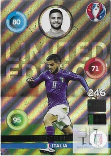 EUR.16 Limited Edition - Insigne