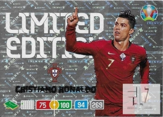EUR.20 Limited Edition - Ronaldo