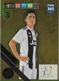 F.19  Limited Edition - Dybala
