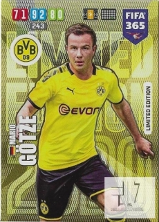F.20 Limited Edition - Gotze