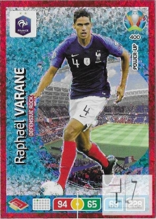 EU.20 Defensive Rock - Varane