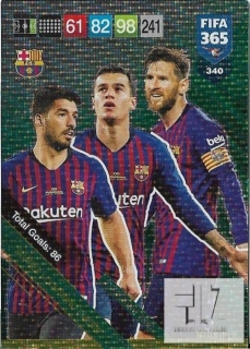 F.19 Attacking Trio - Suarez / Coutinho / Messi