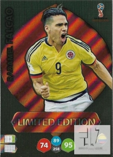 W.C.18  Limited Edition - Falcao