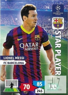 CH.L.13/14 Star Player - Messi