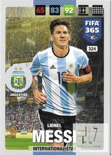 F.16 International Star - Messi
