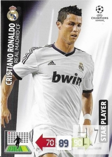 CH.L.12/13 Star Player - Ronaldo