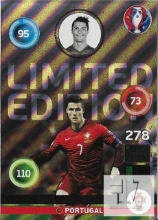 EUR.16 Limited Edition - Ronaldo