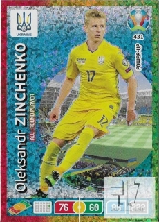 EU.20 All-Round Player - Zinchenko