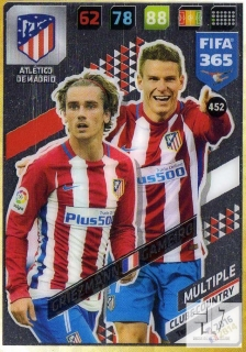 F.18 Club & Country - Griezmann / Gameiro