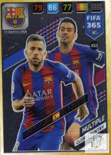 F.18 Club & Country - Alba / Busquets