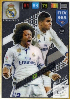 F.18 Club & Country - Marcelo / Casemiro