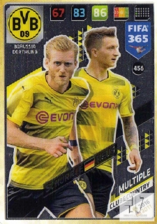 F.18 Club & Country - Schurrle / Reus