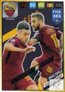 F.18 Club & Country - El Shaarawy / De Rossi