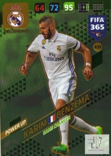 F.18 Game Changers - Benzema