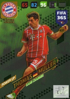F.18 Game Changers - Muller