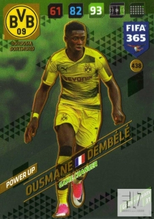 F.18 Game Changers - Dembele