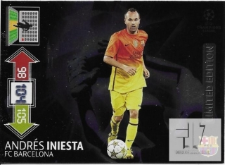 CH.L.12/13 Limited Edition - Iniesta