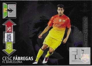 CH.L.12/13 Limited Edition - Fabregas