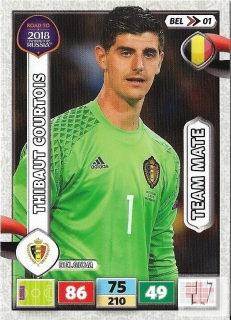 RW.C.18 Team Mate - Courtois