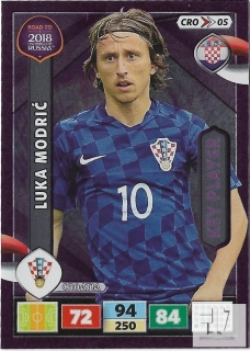 RW.C.18 Key Player - Modric