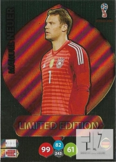 W.C.18 Limited Edition - Neuer