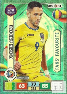 RW.C.18 Fans Favourite - Andone