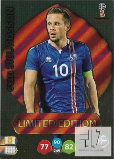 W.C.18 Limited Edition - Sigurdsson